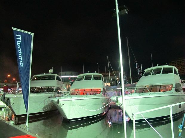Preparations begin for Sydney Boat Show 2012